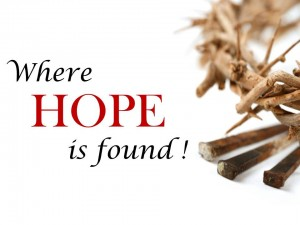 Where Hope Is Found